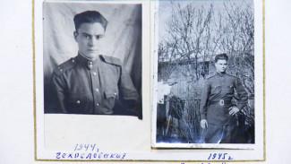 В Воронеже 95 день рождения отметил участник Курской битвы Петр Немцев