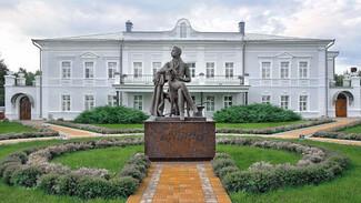 Под Воронежем отреставрируют фасады старинной усадьбы