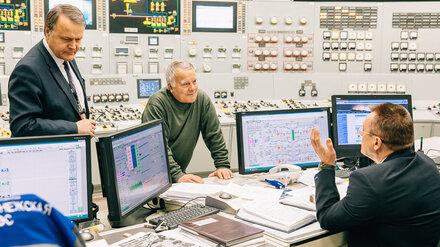 Делегация Армянской АЭС посетила Нововоронеж