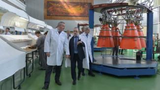 Воронежский мехзавод и КБХА определились со сроками создания общего предприятия