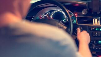 В Воронежской области москвич на Volvo переехал дорожного рабочего