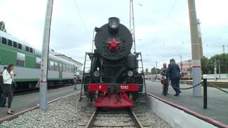 Первый ретропоезд в Воронежской области запустят в конце июля