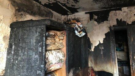 Мать и дочь погибли в воронежской квартире из-за непотушенной свечи