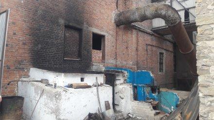 После взрыва на предприятии в Воронежской области возбудили уголовное дело
