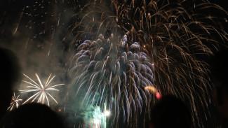 В Воронеже в День города запустят салют почти за 3 млн рублей