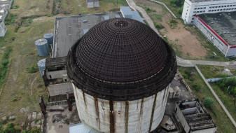 Уничтожение атомной станции в Воронеже