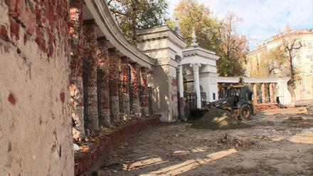 В Воронеже не нашли подрядчика для мощения тротуаров в «Орлёнке»