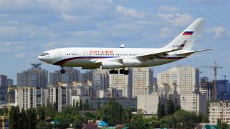 Ремонт салона воронежского самолёта из президентского авиаотряда обойдётся в 33 млн рублей