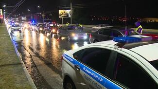 Во время необычного рейда в Воронеже поймали троих пьяных водителей