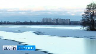 В Воронеже тёплая погода внесла коррективы в подготовку к Крещению
