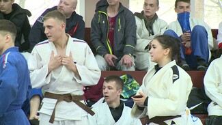 В Воронеже в память о погибших бойцах спецназа прошли соревнования по дзюдо