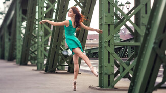 Артистка танцевальной труппы воронежского театра вышла в финал престижного конкурса
