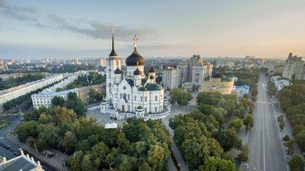 Эксперты назвали самые фотографируемые места Воронежа