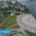 Власти назвали сроки окончания благоустройства Петровской набережной в Воронеже