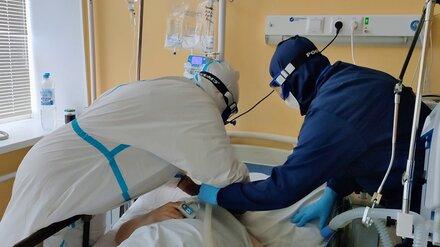 Суточный прирост заболевших ковидом воронежцев снизился впервые за две недели