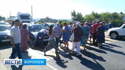 После митинга в воронежском селе у прокуроров возникли претензии к власти и коммунальщикам