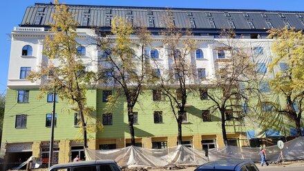 Воронежцы раскритиковали вид выросшей на месте «дома-убийцы» элитной 8-этажки
