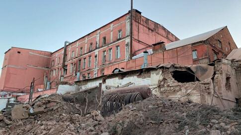 Скандал со сносом хлебозавода в Воронеже