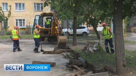 Мэрия Воронежа попросит Минстрой изменить порядок благоустройства дворов