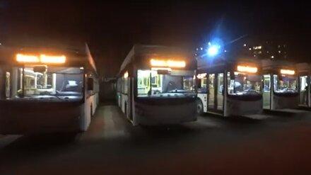 В Воронеже появятся ещё 20 новых автобусов