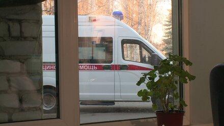 Число пневмоний в Воронежской области с июля выросло в 5 раз