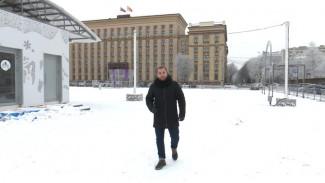 Прогноз погоды с Ильёй Савчуком на 18.12.18
