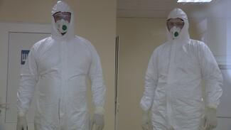 «Есть страх, но это работа». Как воронежские больницы принимают пациентов с коронавирусом
