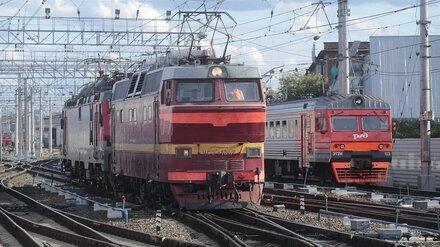 Поезд насмерть сбил двух человек в Воронеже