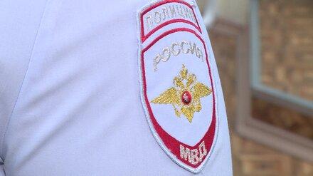 В Воронежской области мужчина сломал полицейскому нос