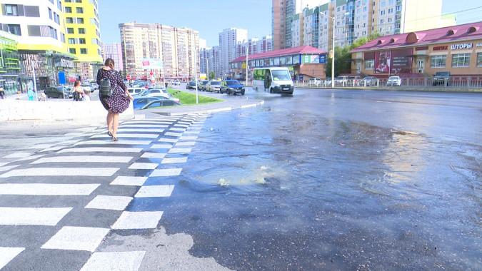 Жители утопающей в фекалиях улицы Шишкова в Воронеже обратились к губернатору