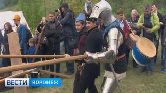 Гвоздём гуляний на День Победы воронежская мэрия сделала средневековый турнир