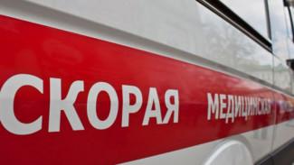В Воронежской области в ДТП с участием трёх машин погиб 66-летний водитель