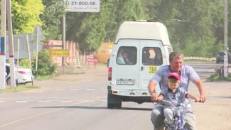 Пригородные маршрутки могут не пустить дальше окраин Воронежа
