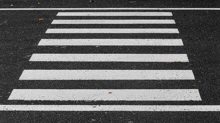 В Воронеже автомобилистка сбила пенсионерку на зебре
