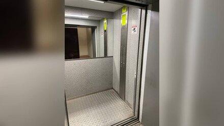 УК опровергла падение лифта с семьёй в элитной воронежской 20-этажке