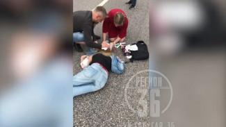 Жертвой ДТП на переходе у ТРЦ «Град» под Воронежем оказалась 15-летняя девочка