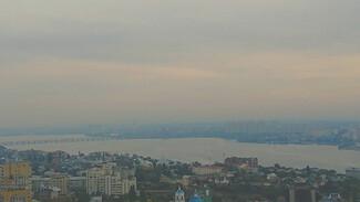 Воронеж из-за мощных лесных пожаров окутали смог и запах гари