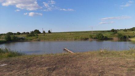 В Воронежской области 17-летний парень утонул на глазах у товарищей