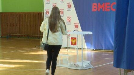 Стала известна предварительная явка воронежцев на выборах за три дня