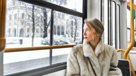 Воронежцам рассказали, как будут ходить автобусы в новогоднюю ночь