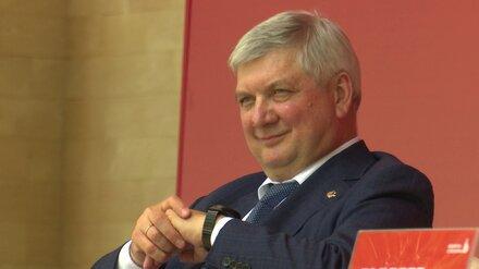 Воронежский губернатор ушёл в отпуск