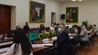 В Воронежском университете инженерных технологий обсудили профилактику экстремизма