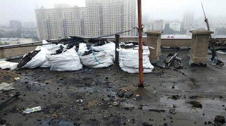 Фонд капремонта переложил вину за затопление воронежской 12-этажки на погоду