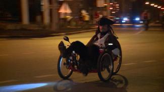 Велоночь в Воронеже установила антирекорд