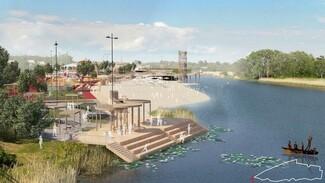 На создание «Царского пляжа» в воронежском райцентре добавят 19 млн рублей