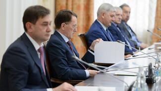 Алексей Гордеев возглавил воронежскую группу кандидатов «Единой России» в Госдуму
