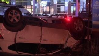 Пьяные водители устроили 4 аварии в Воронежской области за выходные