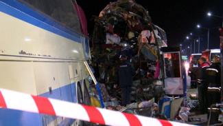 Врачи рассказали о состоянии пострадавших в страшном ДТП с автобусами под Воронежем