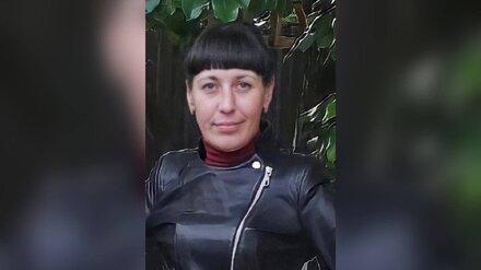 В Воронеже пропала без вести 44-летняя женщина