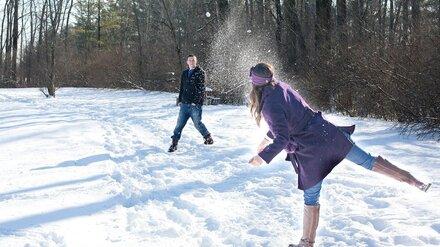 День всех влюблённых готовит воронежцам мороз и небольшой снег